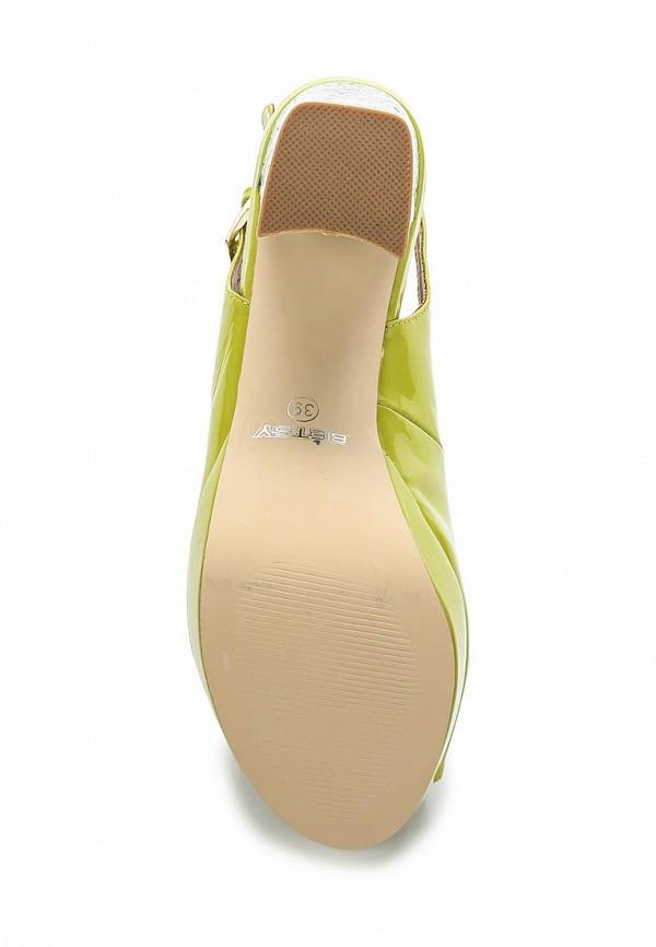 Босоножки на каблуке Betsy (Бетси) 957124/05-03: изображение 3