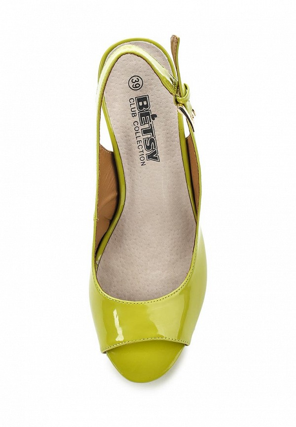 Босоножки на каблуке Betsy (Бетси) 957124/05-03: изображение 4