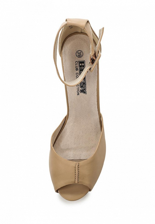 Босоножки на каблуке Betsy (Бетси) 957854/02-03: изображение 4