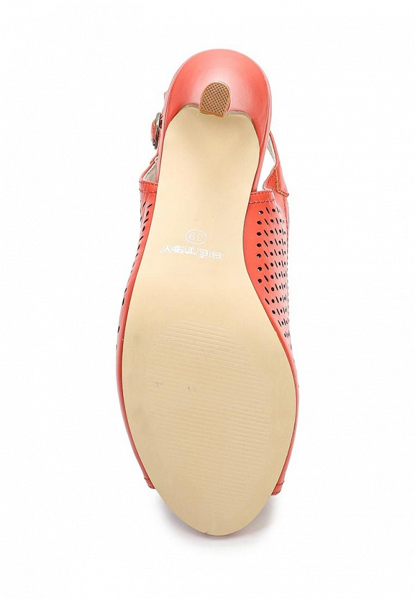 Босоножки на каблуке Betsy (Бетси) 957854/04-01: изображение 2