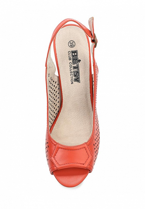 Босоножки на каблуке Betsy (Бетси) 957854/04-01: изображение 4