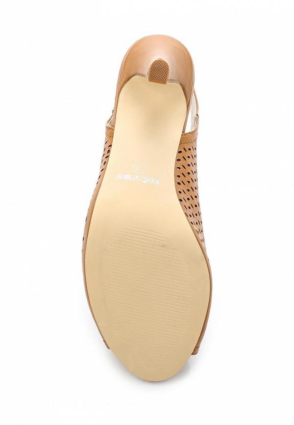 Босоножки на каблуке Betsy (Бетси) 957854/04-03: изображение 3