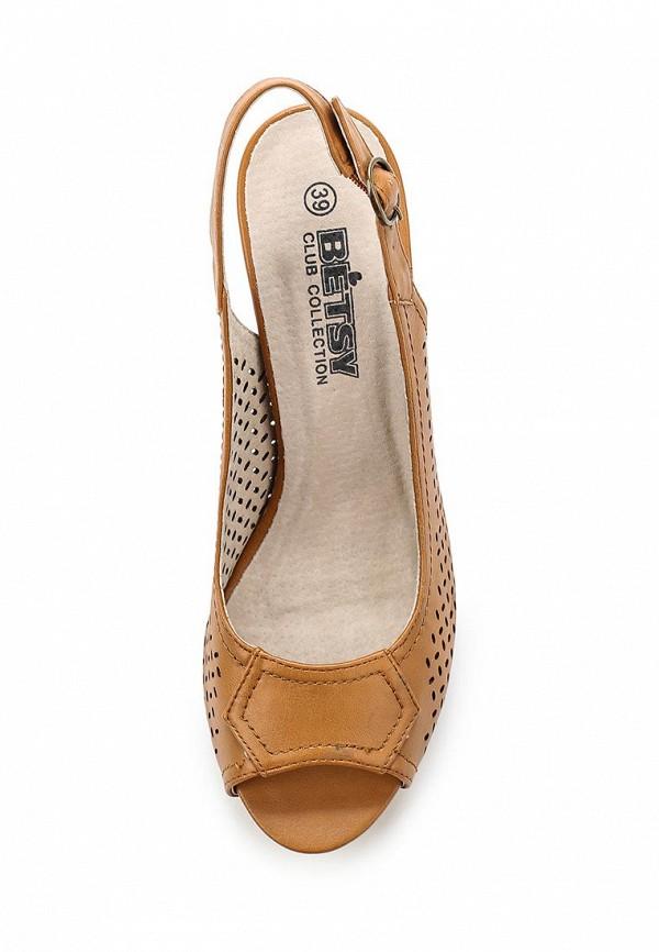 Босоножки на каблуке Betsy (Бетси) 957854/04-03: изображение 4