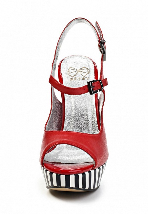 Босоножки на каблуке Betsy (Бетси) 319060/08#4: изображение 13