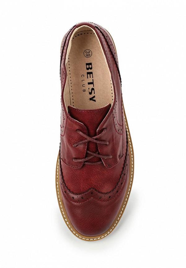 Женские ботинки Betsy (Бетси) 958019/06-01: изображение 4