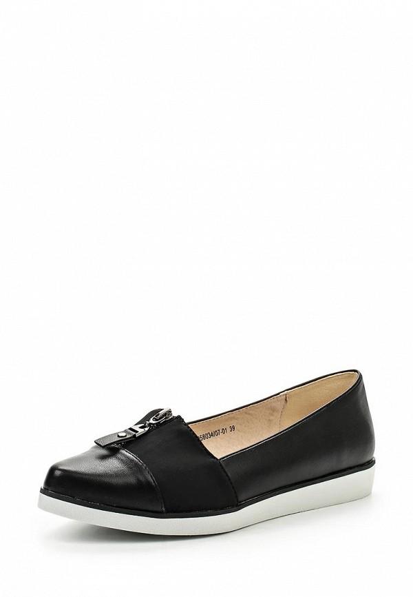 Туфли на плоской подошве Betsy (Бетси) 958034/07-01: изображение 1
