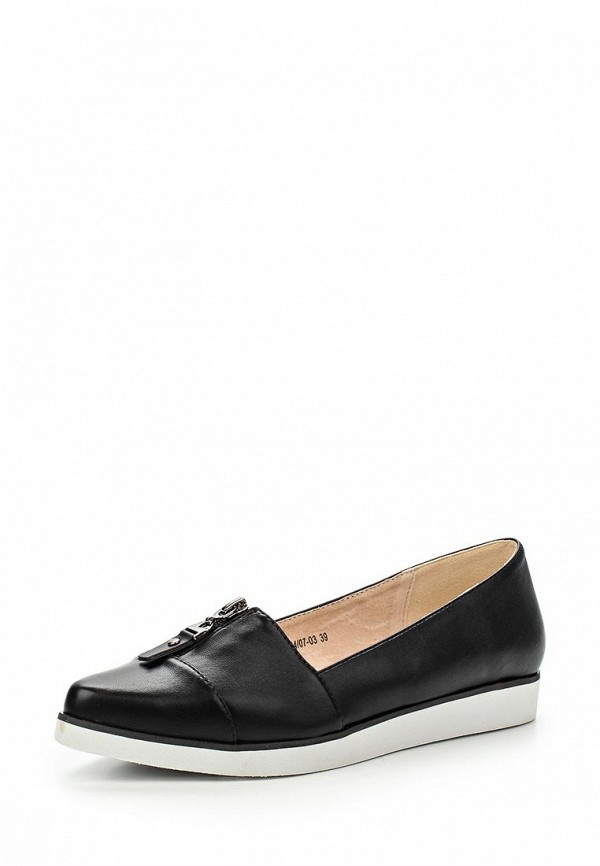 Туфли на плоской подошве Betsy (Бетси) 958034/07-03: изображение 1