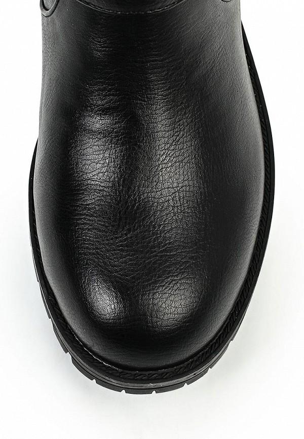 Сапоги на плоской подошве Betsy (Бетси) 958079/03-01: изображение 4