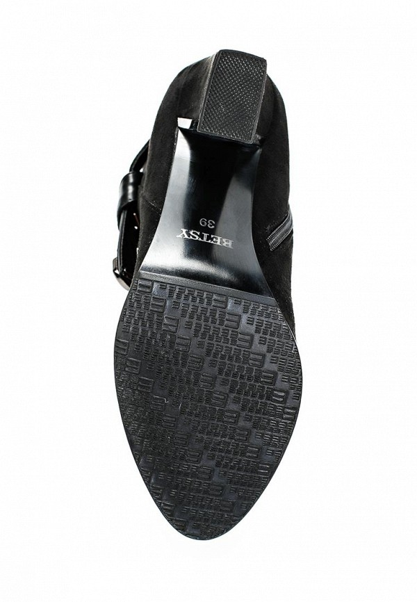 Сапоги на каблуке Betsy (Бетси) 958119/01-03: изображение 3