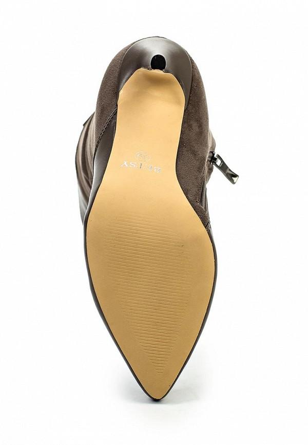 Сапоги на каблуке Betsy (Бетси) 958136/06-04N: изображение 3