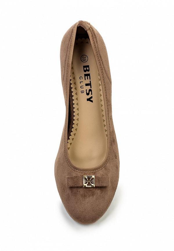 Туфли на танкетке Betsy (Бетси) 958708/02-03: изображение 4