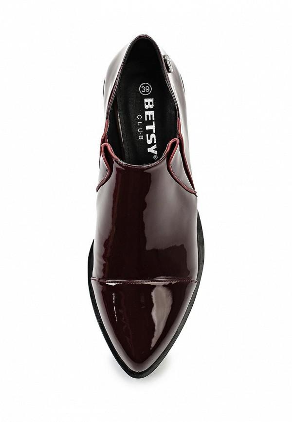 Женские ботинки Betsy (Бетси) 958742/01-02N: изображение 4