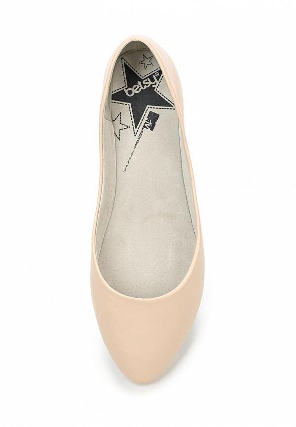 Женские балетки Betsy (Бетси) 967093/01-10: изображение 4