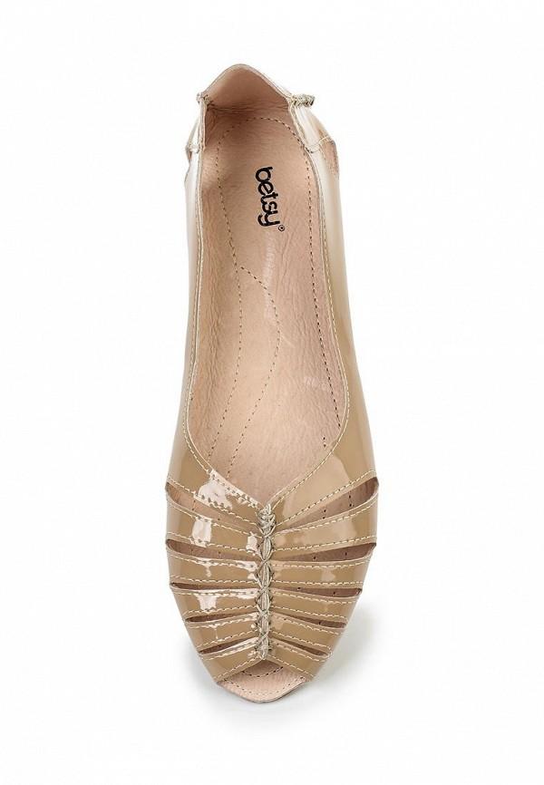 Женские балетки Betsy (Бетси) 967096/01-03: изображение 4