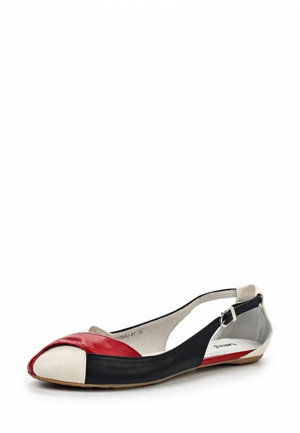 Туфли на плоской подошве Betsy (Бетси) 967108/02-01: изображение 2