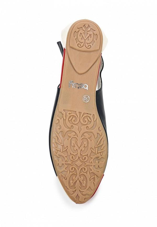 Туфли на плоской подошве Betsy (Бетси) 967108/02-01: изображение 5