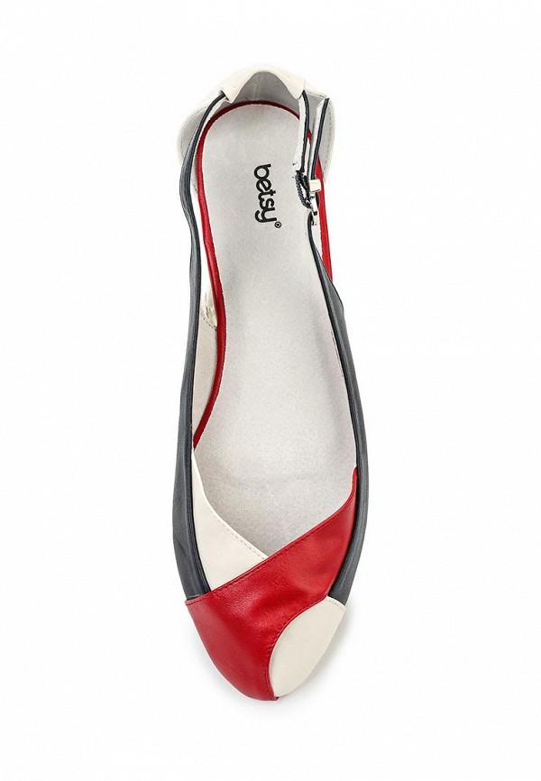 Туфли на плоской подошве Betsy (Бетси) 967108/02-01: изображение 6