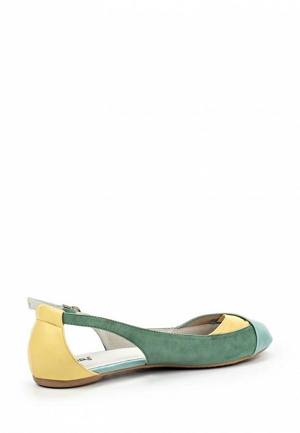 Туфли на плоской подошве Betsy (Бетси) 967108/02-03: изображение 2