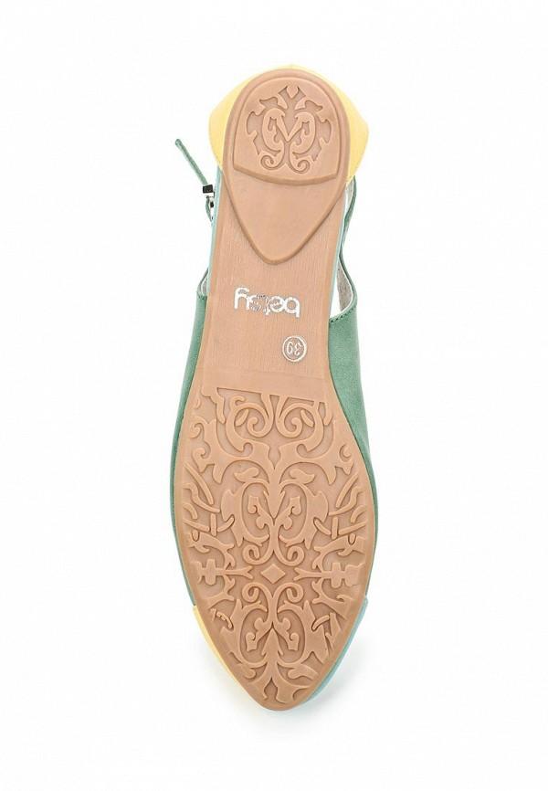 Туфли на плоской подошве Betsy (Бетси) 967108/02-03: изображение 3