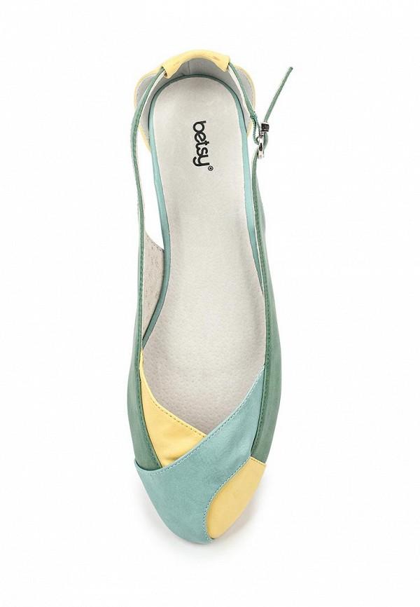 Туфли на плоской подошве Betsy (Бетси) 967108/02-03: изображение 4