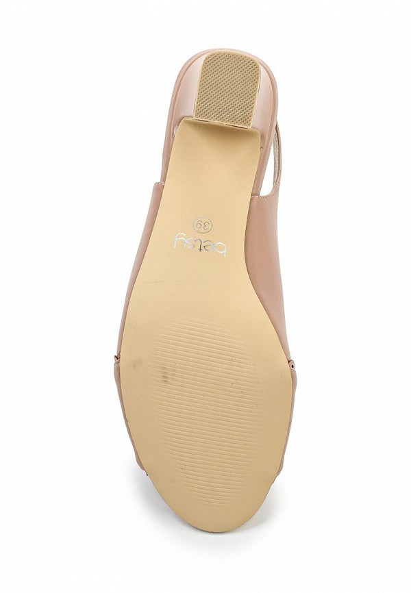 Босоножки на каблуке Betsy (Бетси) 967027/07-02: изображение 3