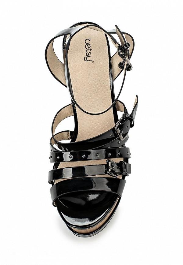 Босоножки на каблуке Betsy (Бетси) 967028/04-03: изображение 3