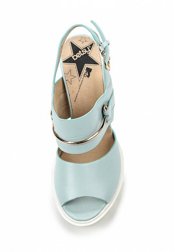Босоножки на каблуке Betsy (Бетси) 967065/02-02: изображение 4