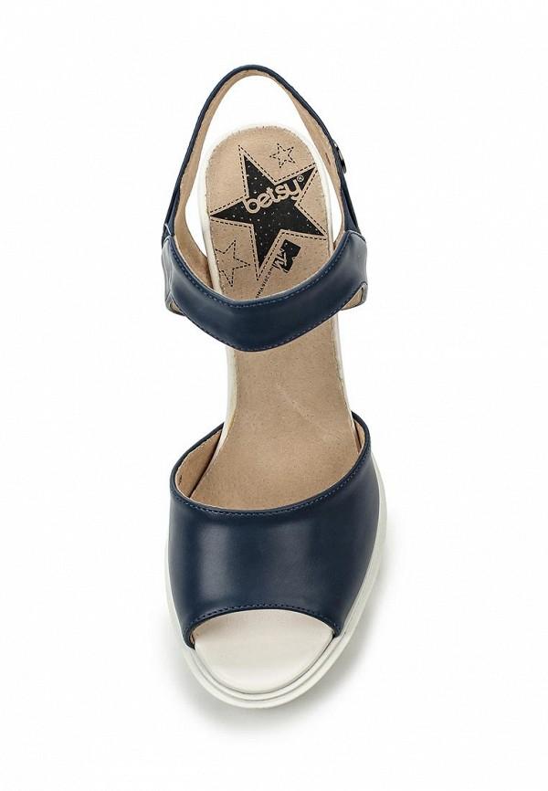 Босоножки на каблуке Betsy (Бетси) 967065/06-01: изображение 4