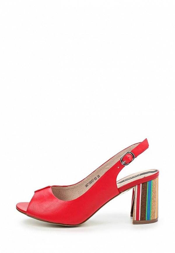 Босоножки на каблуке Betsy (Бетси) 967109/07-02: изображение 2
