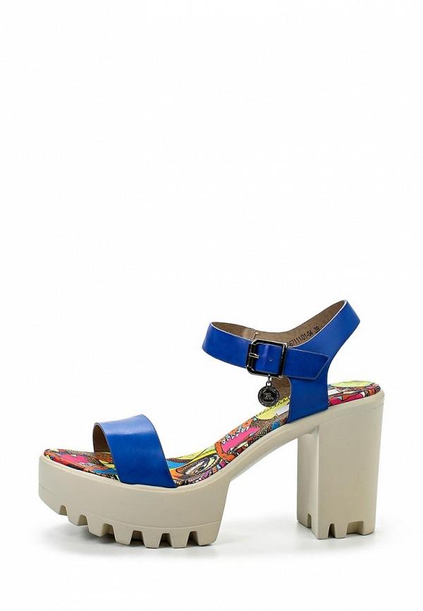 Босоножки на каблуке Betsy (Бетси) 967111/01-04: изображение 2