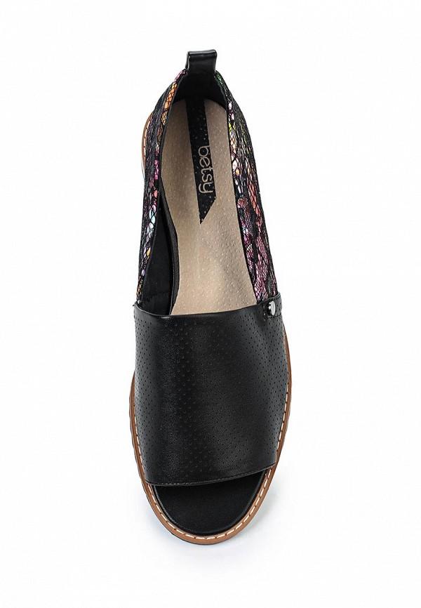 Туфли на плоской подошве Betsy (Бетси) 967079/11-04: изображение 6