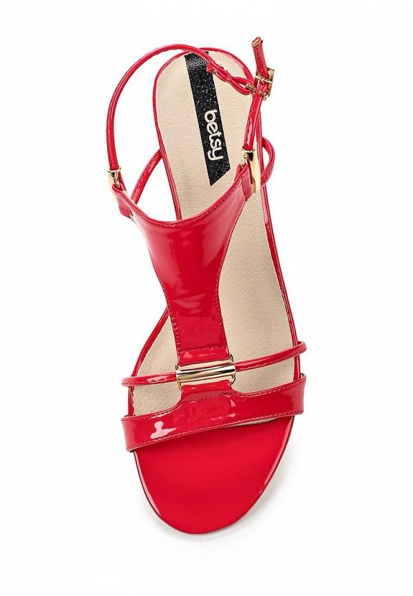 Босоножки на каблуке Betsy (Бетси) 967058/01-03: изображение 4