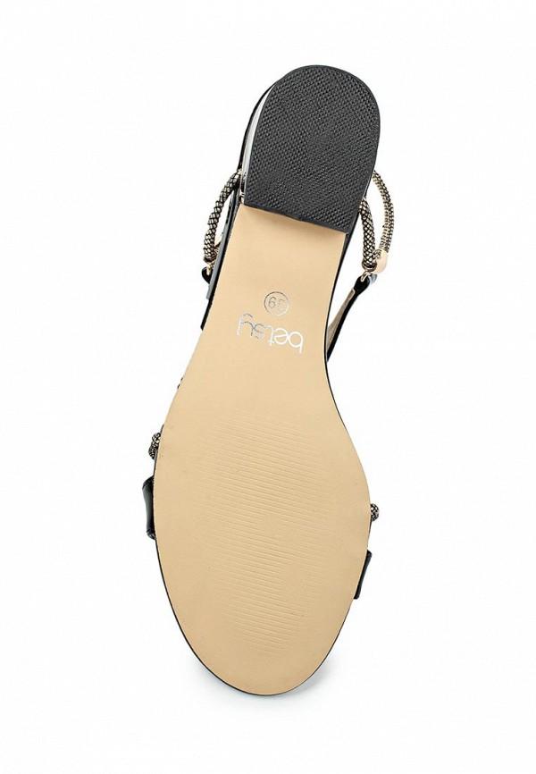 Босоножки на каблуке Betsy (Бетси) 967058/01-01: изображение 3