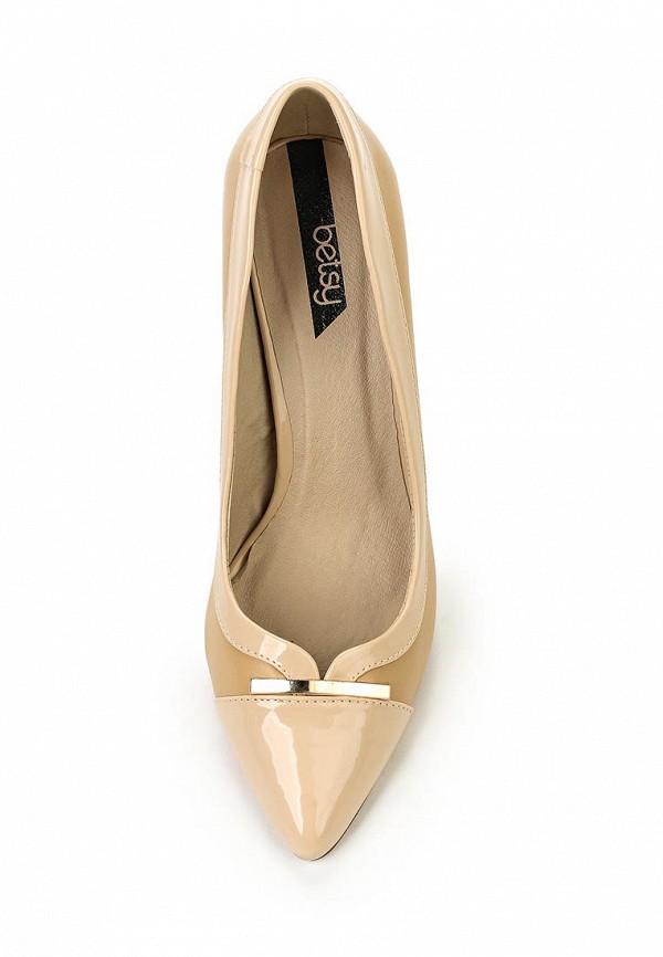 Туфли на каблуке Betsy (Бетси) 967061/07-02: изображение 4