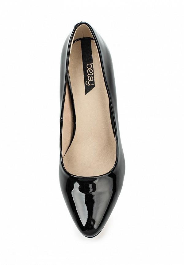 Туфли на каблуке Betsy (Бетси) 967035/06-01: изображение 4