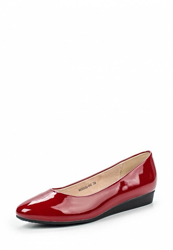 Туфли на плоской подошве Betsy (Бетси) 968005/03-04G: изображение 1