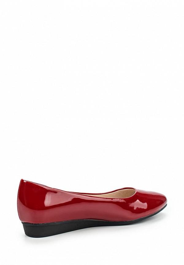Туфли на плоской подошве Betsy (Бетси) 968005/03-04G: изображение 2