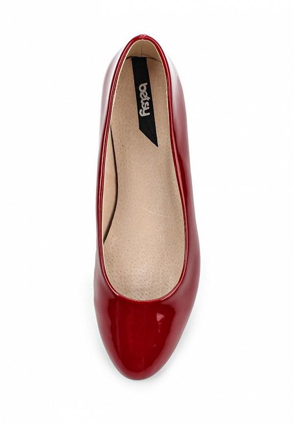 Туфли на плоской подошве Betsy (Бетси) 968005/03-04G: изображение 4