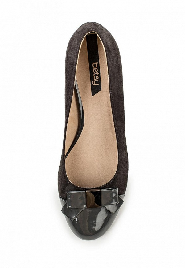 Женские туфли Betsy (Бетси) 968024/02-04G: изображение 4