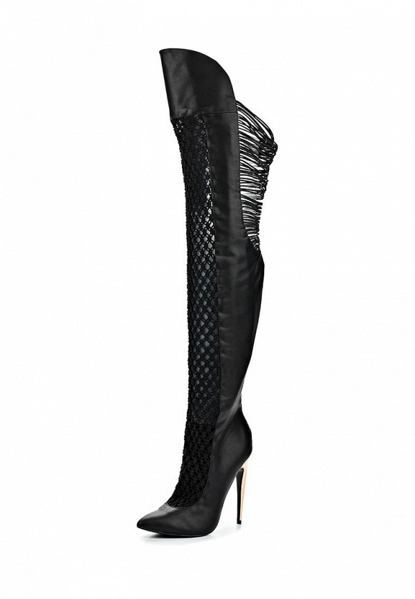 Сапоги на каблуке Bebe (Бебе) B01X61010000: изображение 1