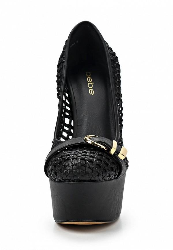 Туфли на шпильке Bebe (Бебе) B01XW1010000: изображение 6