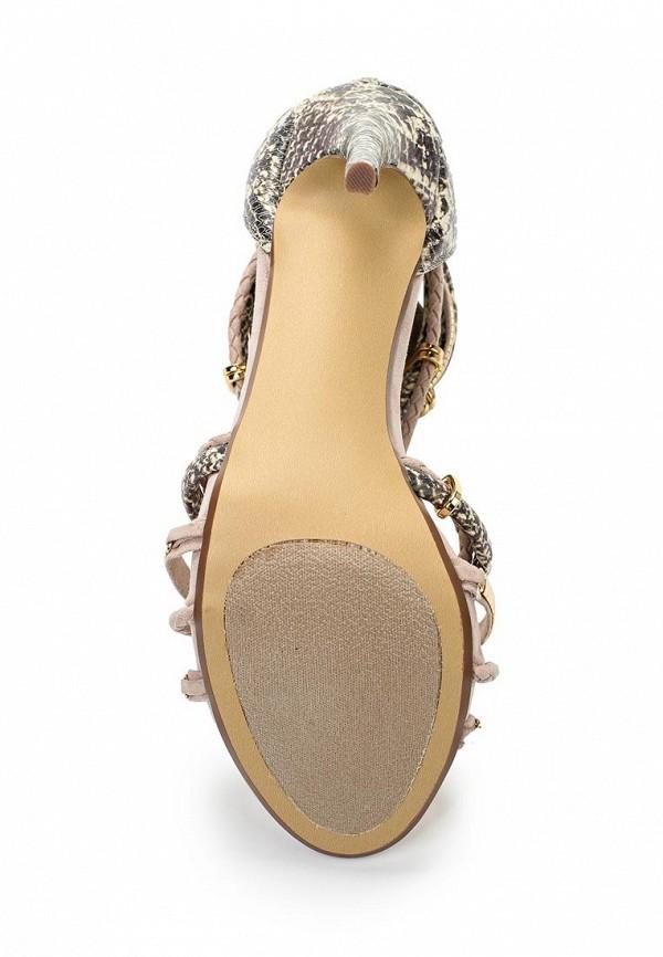 Босоножки на каблуке Bebe (Бебе) B02B31010000: изображение 3
