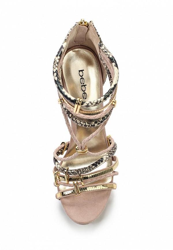 Босоножки на каблуке Bebe (Бебе) B02B31010000: изображение 4