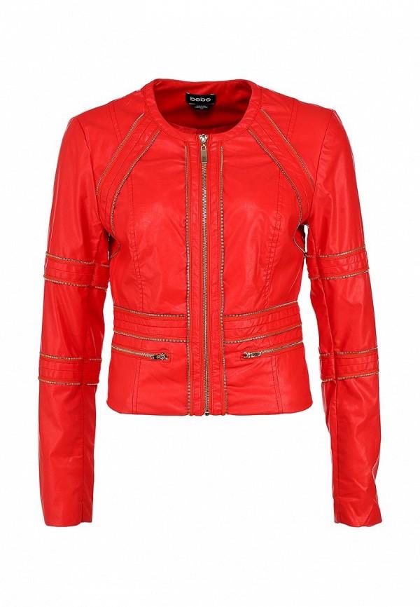 Кожаная куртка Bebe (Бебе) 108FJ101R403: изображение 1