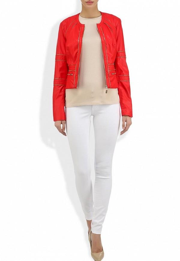 Кожаная куртка Bebe (Бебе) 108FJ101R403: изображение 6