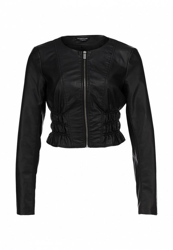 Кожаная куртка Bebe (Бебе) 108EE101R071: изображение 1