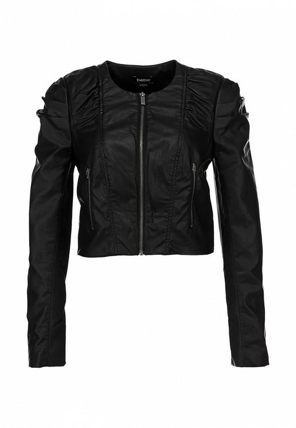 Кожаная куртка Bebe (Бебе) 108H7101R071: изображение 1