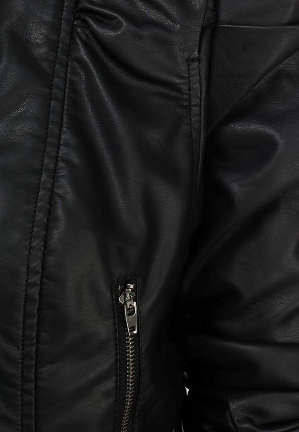 Кожаная куртка Bebe (Бебе) 108H7101R071: изображение 4