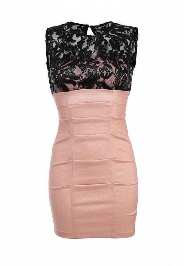 Платье-миди Bebe (Бебе) 70EV41010000: изображение 1