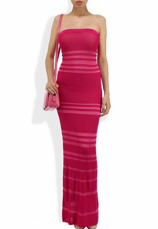 Платье-макси Bebe (Бебе) S0EB01019500: изображение 6